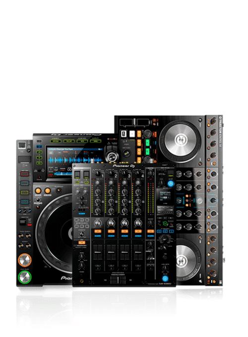 DJ Set Packs